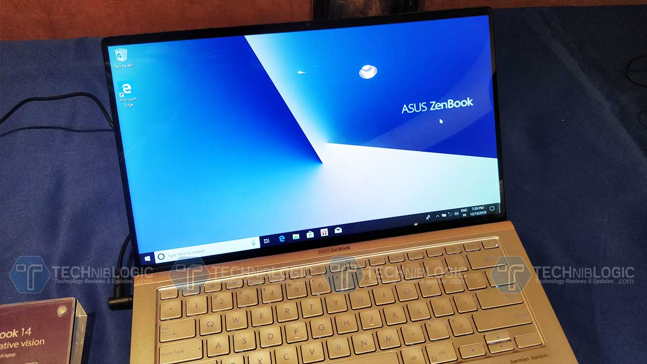 Asus Zenbook 14 (UX433FN) Initial Impressions: Best Compact Laptop