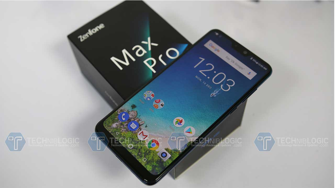 Asus-Zenfone-Max-pro-m2-Display-Techniblogic