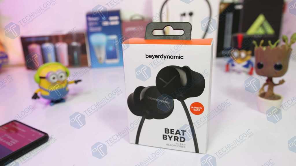 Best Bass Earphone in India? – Beyerdynamic Beat Byrd In-Ear Headphones!