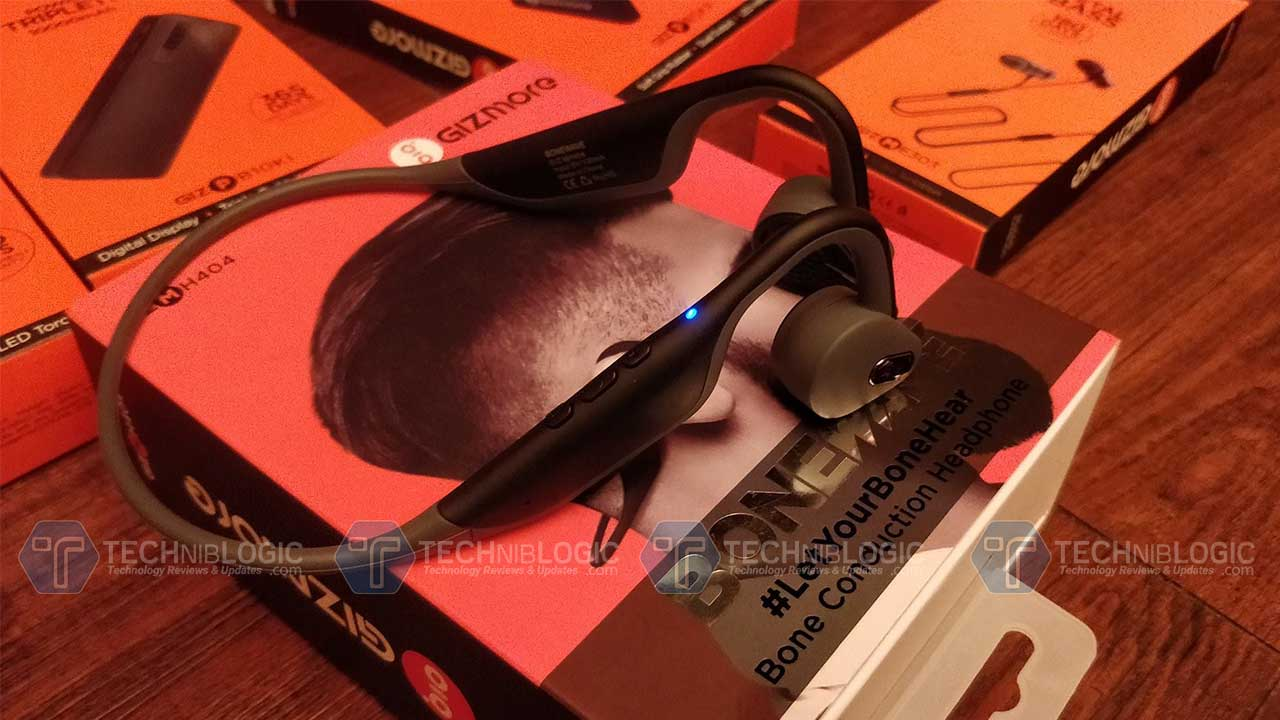 Gizmore Launches Smart Accessories in India such as Bone Conduction Headset & Many More 2