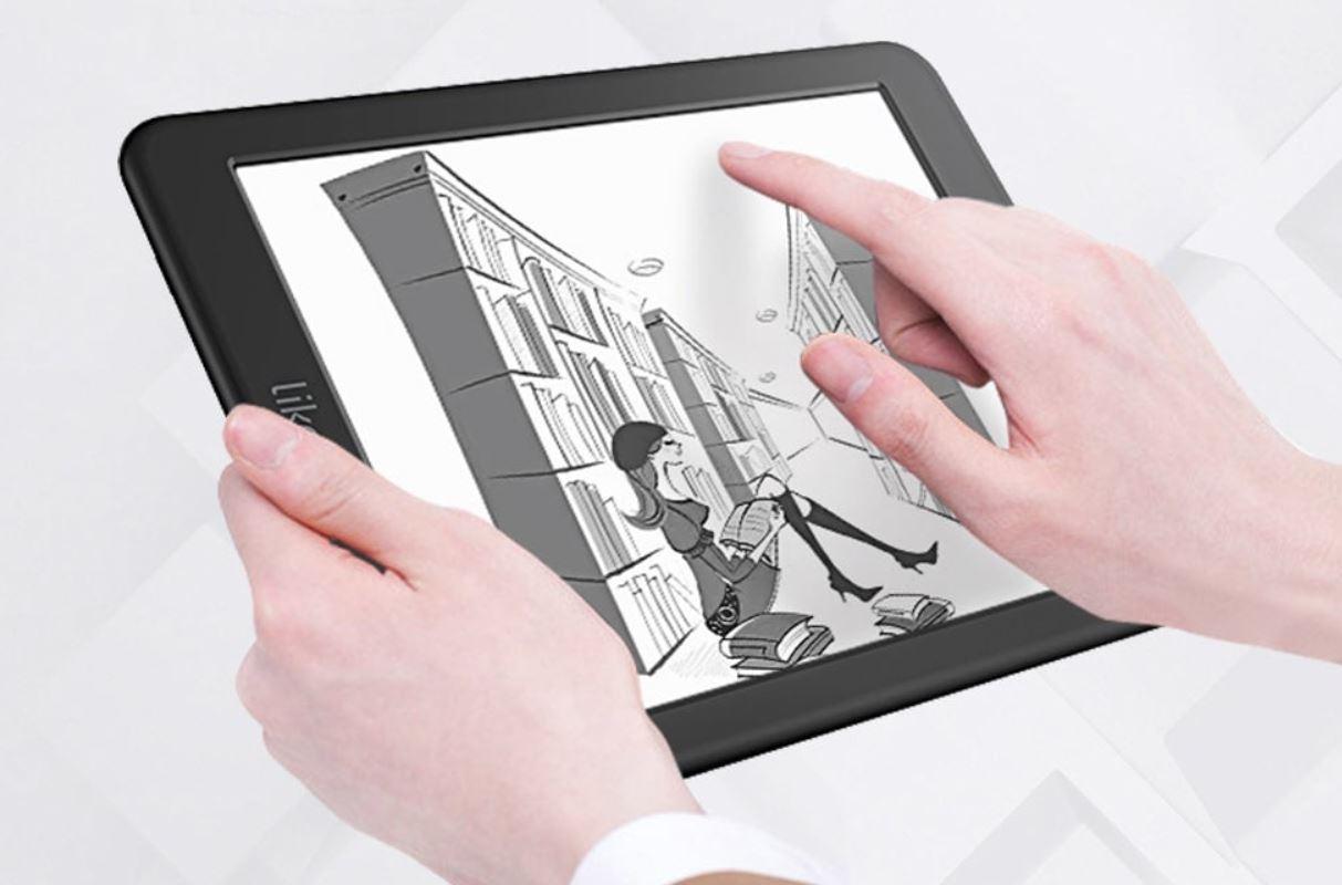 Likebook Mars T80D 7.8 inch Ebook E-reader