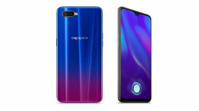 Oppo K1 with 25 MP Selfie Camera launched