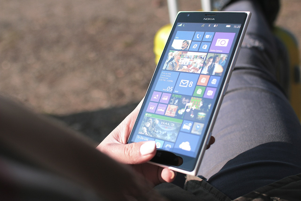 mobiles apps