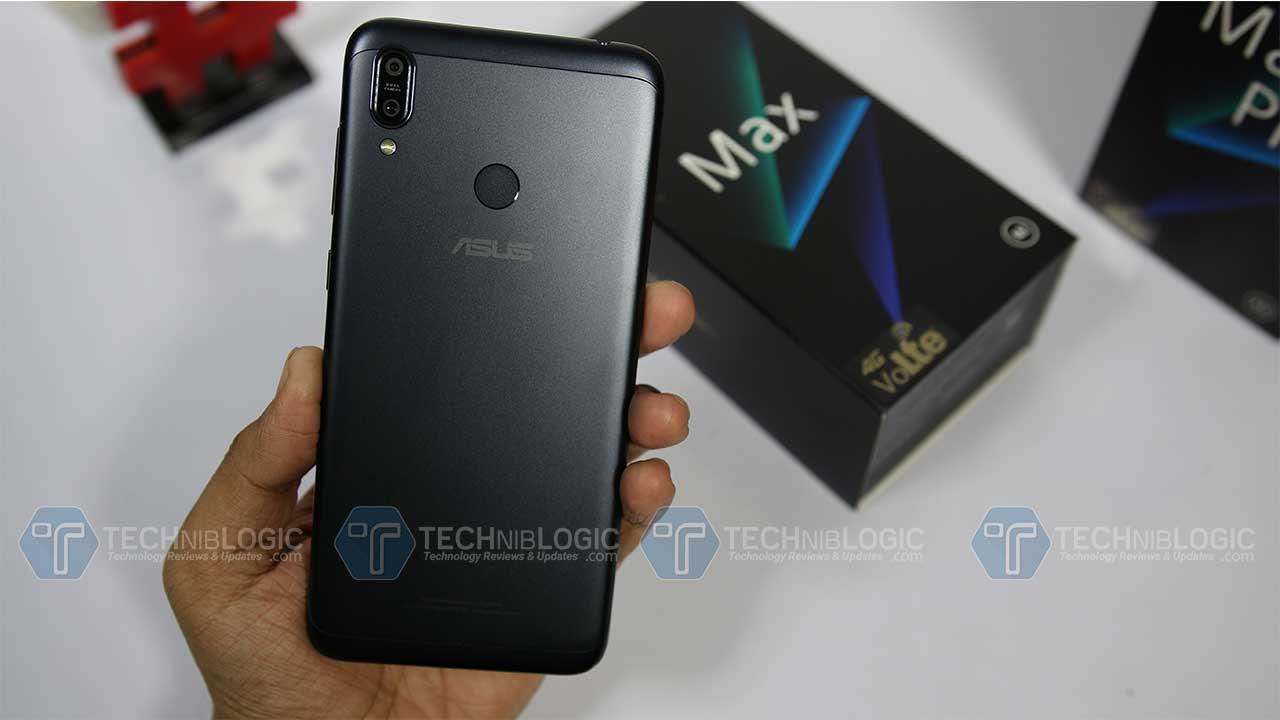 Asus Zenfone Max M2 Review | Techniblogic 8