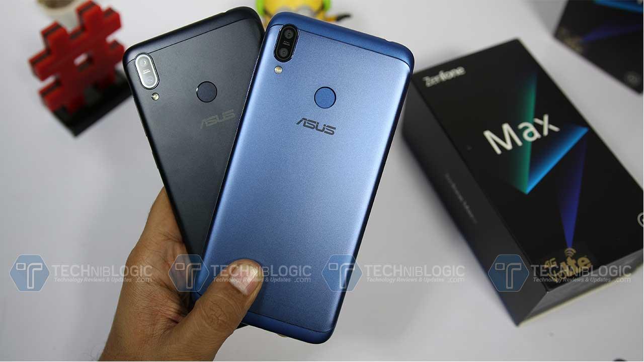 Asus Zenfone Max M2 Review | Techniblogic 1