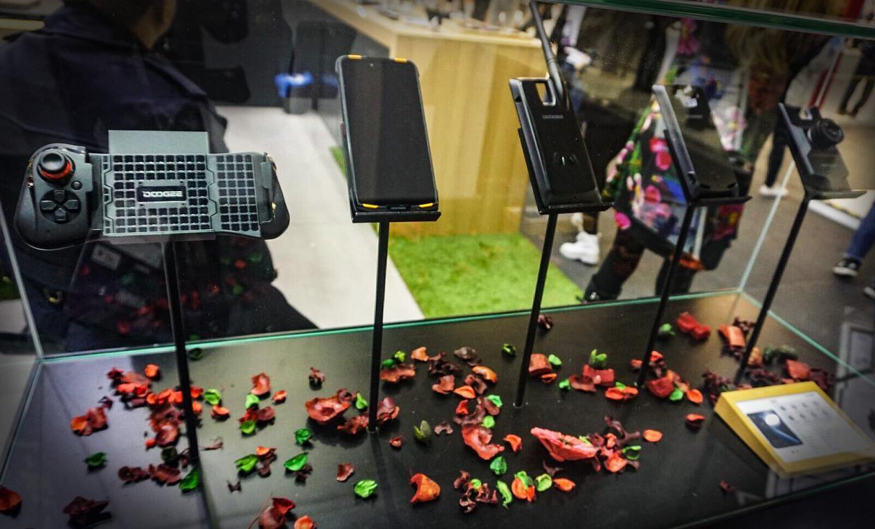 Doogee S90 Modular Phone with 5G