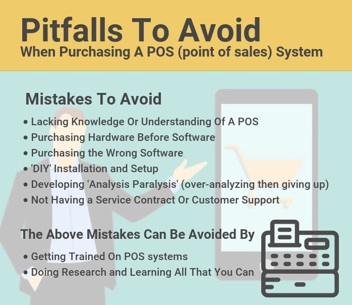 3 Pitfalls To Avoid In Buying A POS System 1