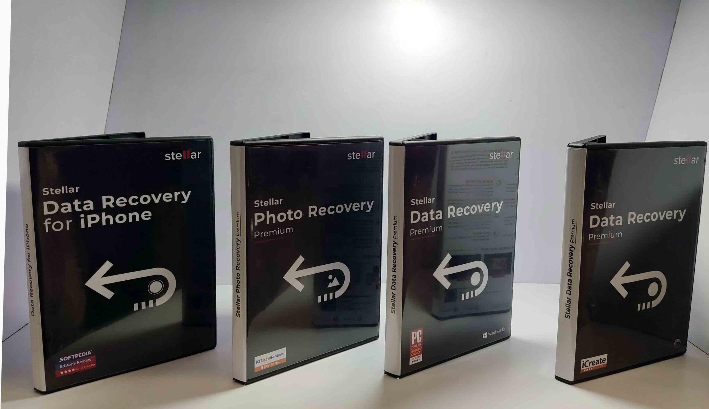 Stellar Data Recovery Techniblogic