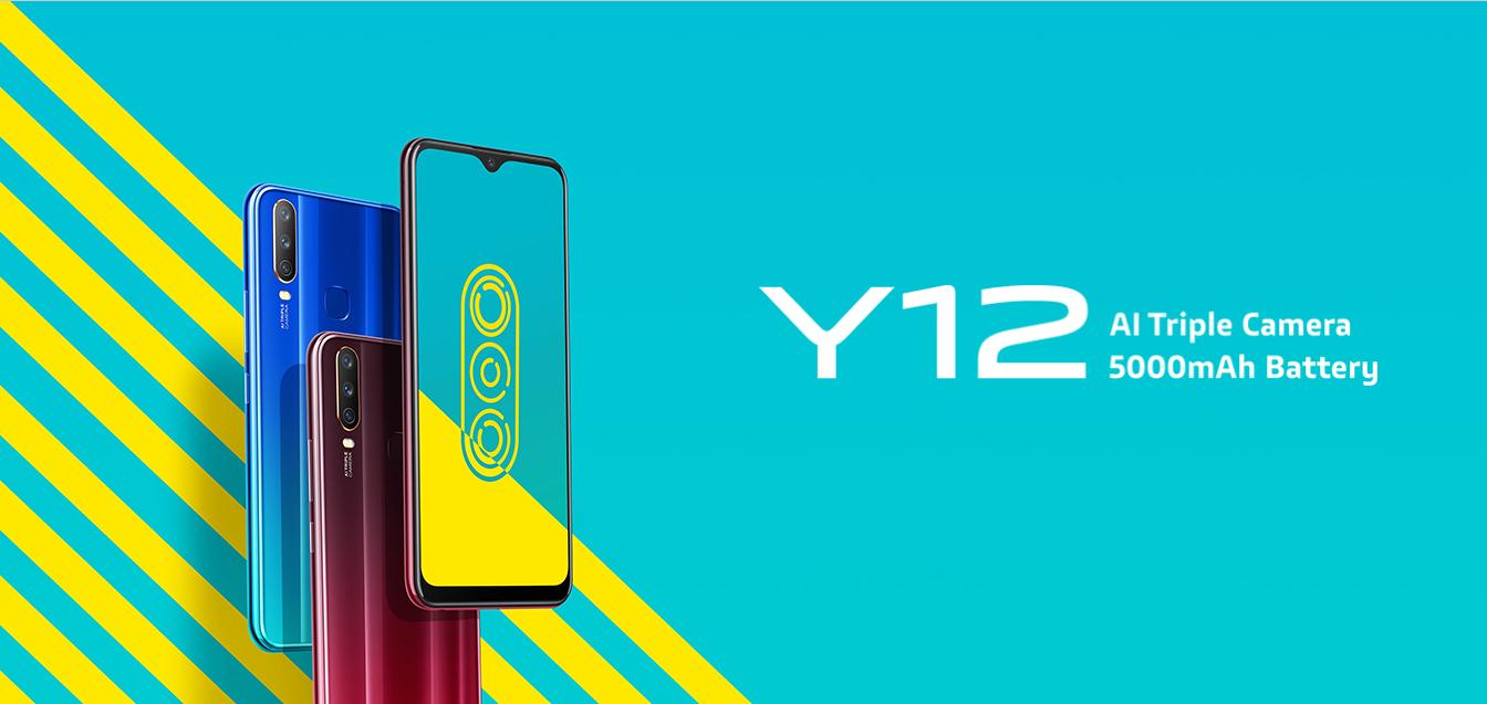 Vivo Y12 feature