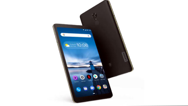 Lenovo Tab V7 Tablet Launched in India