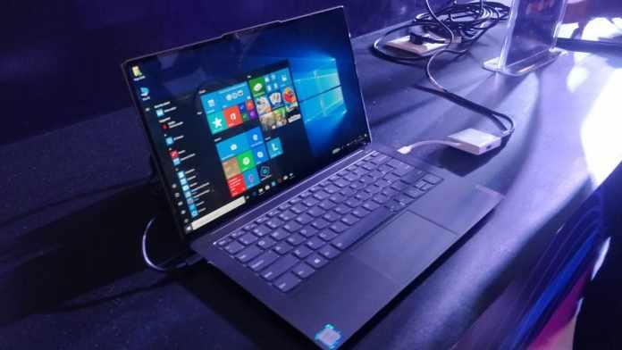 Lenovo Yoga S940 Smartest Ultraslim Laptop techniblogic