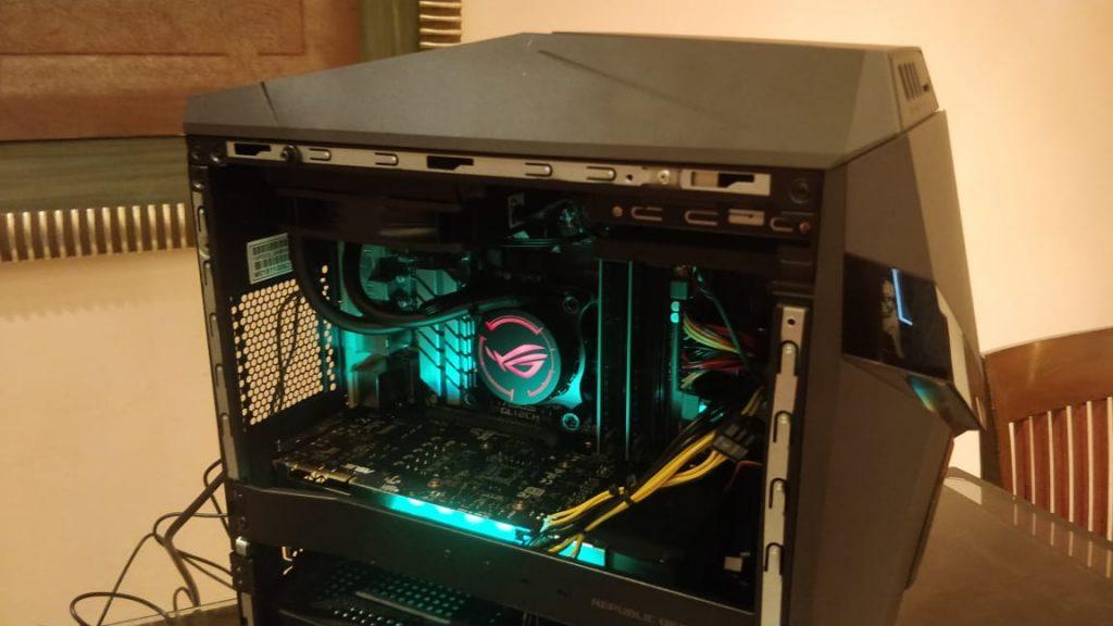ROG Desktop