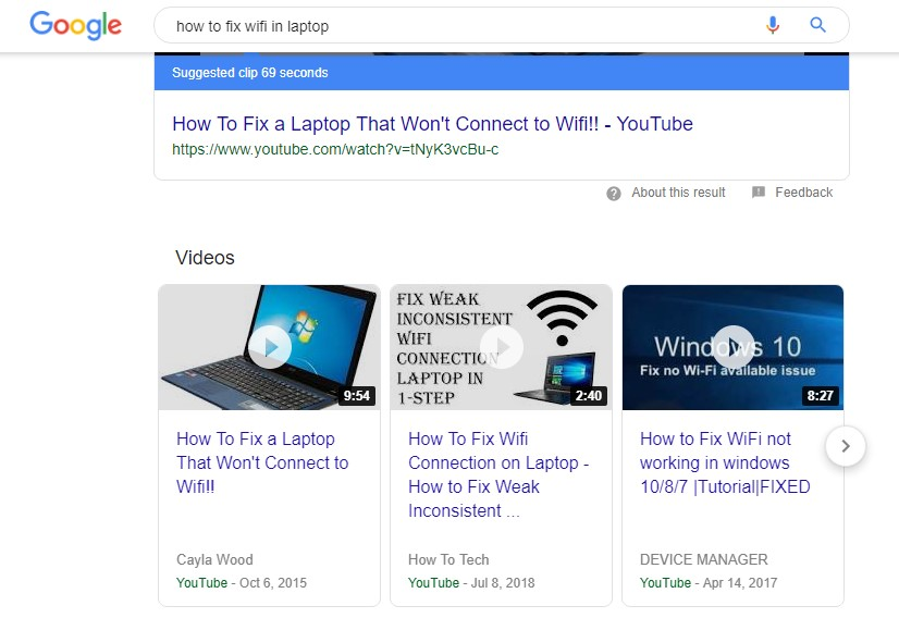 How integrating videos can significantly boost your SEO rankings? 4