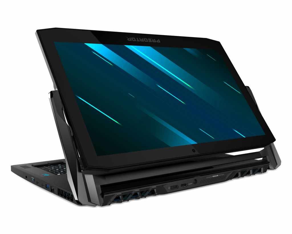 Acer Predator Triton 900 gaming laptop.
