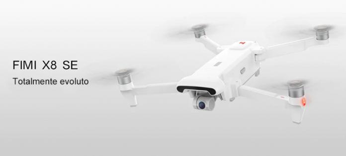 FIMI X8 Drone RC ( Xiaomi Ecosysterm Prodotto ) Gearbest