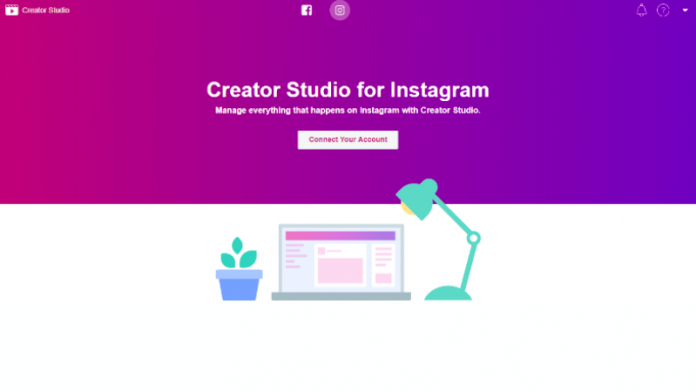 Facebook creator Studio includes Instagram