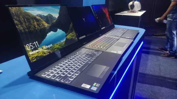 Lenovo Legion Y740, Legion Y540 Gaming Laptops