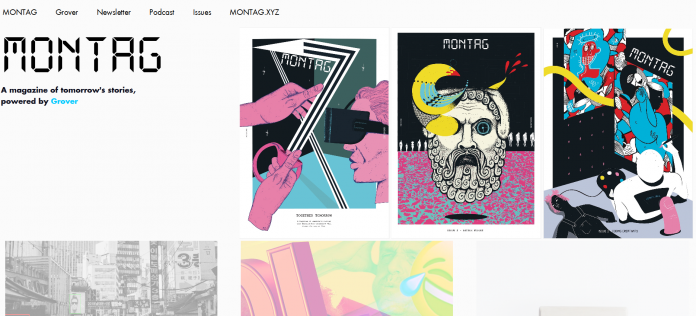 Montag is a New Magazine Written Entirely by AI 2
