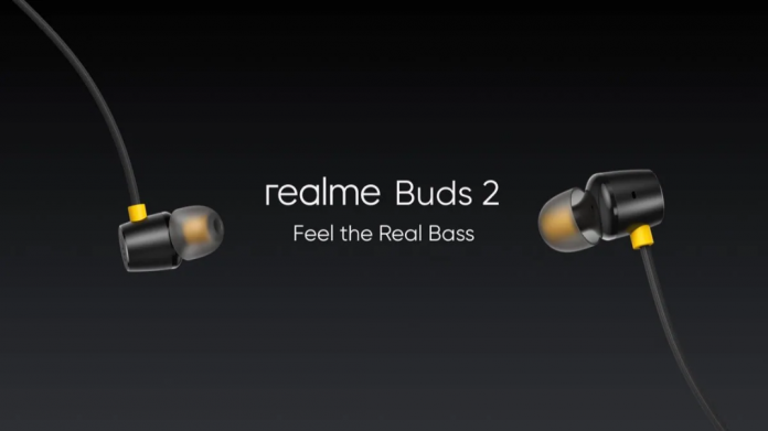 Realme Buds 2 Wired Headphones Launched in India at Rs. 599 1