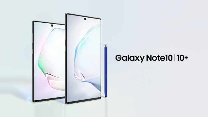 Samsung Galaxy Note 10, Galaxy Note 10+ With Up to 12GB of RAM Launched 2