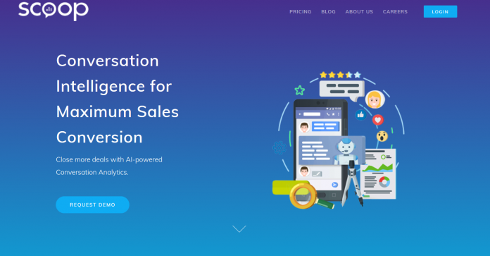 Scoop - Conversation Intelligence for Sales