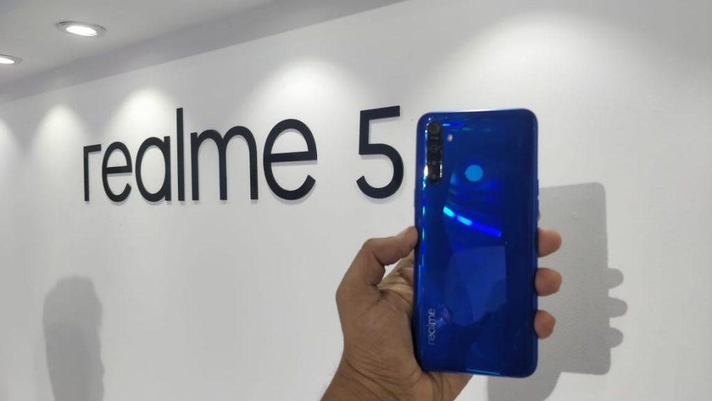 realme 5 techniblogic