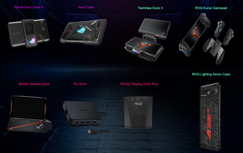 ASUS-ROG-Phone-II-Specification-Tools-techniblogic