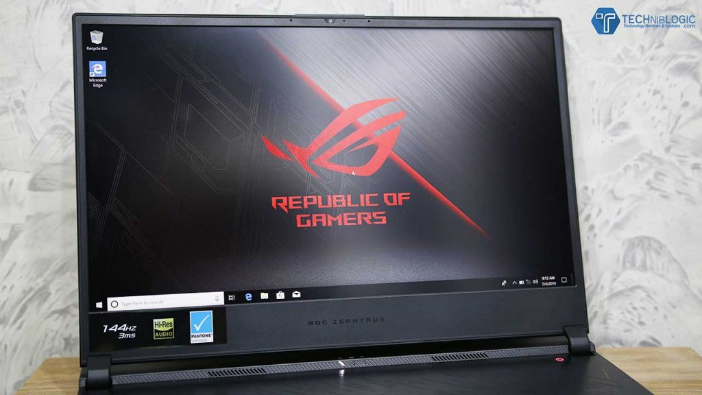 ASUS ROG Zephyrus S - Best Lightweight Gaming Laptop 2019? 3