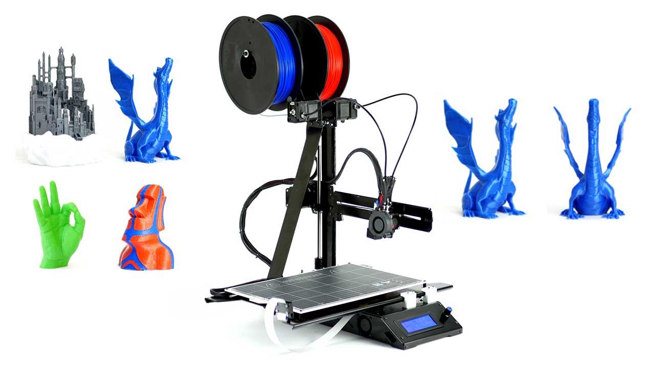 AXIS 3D Printer by Makertech 3D