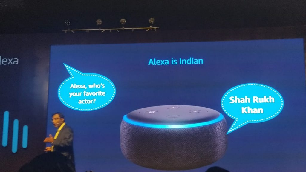 Amazon Alexa Voice Assistant Gets Hindi, Hinglish Support in India
