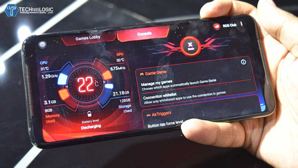 Asus ROG 2 Phone in India Techniblogic (9)
