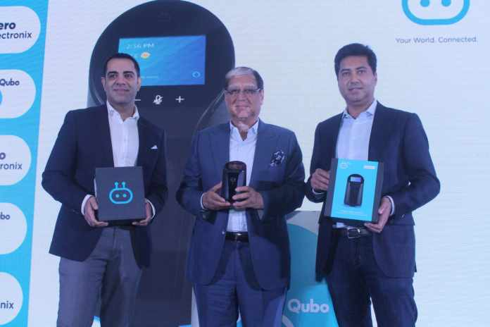 Hero Electronix launches a range of Qubo