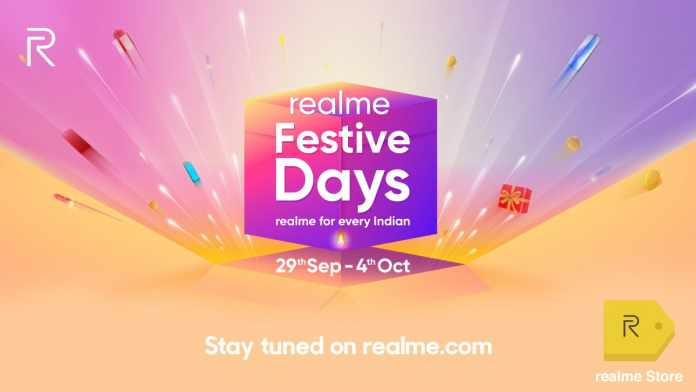 Massive Discounts worth 300 crores by Realme