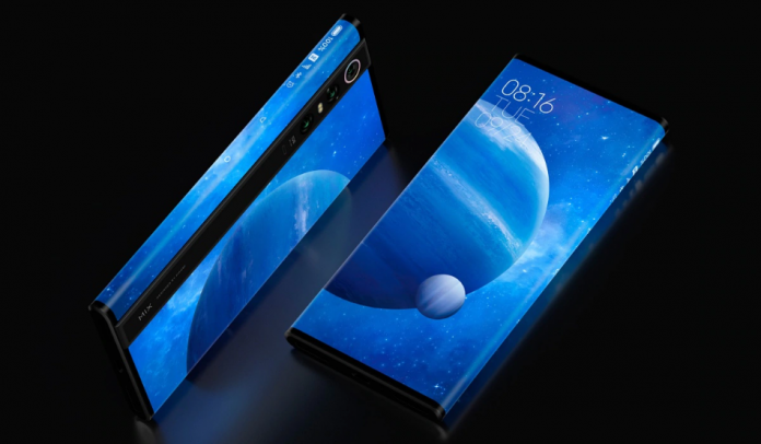 Mi MIX Alpha With Surround Display, 108-Megapixel Main Camera Launched