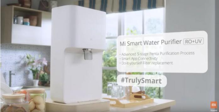 Xiaomi Mi Smart Water Purifier (RO + UV)