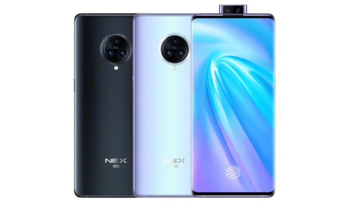 Vivo Nex 3 With 64-Megapixel Camera, 5G-Enabled Variant Launched