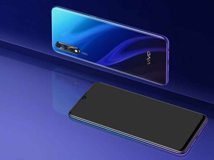 Vivo Z1x With 48MP Triple Rear Camera Launched