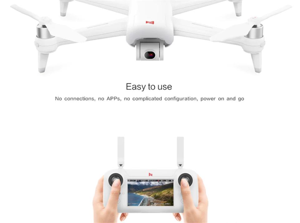 Xiaomi Releases New drone Xiaomi Mi Fimi A3 For Just $250 99