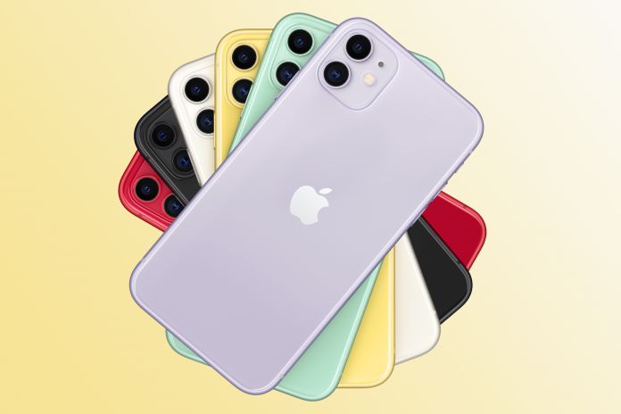 iPhone 11 With Dual Rear Cameras