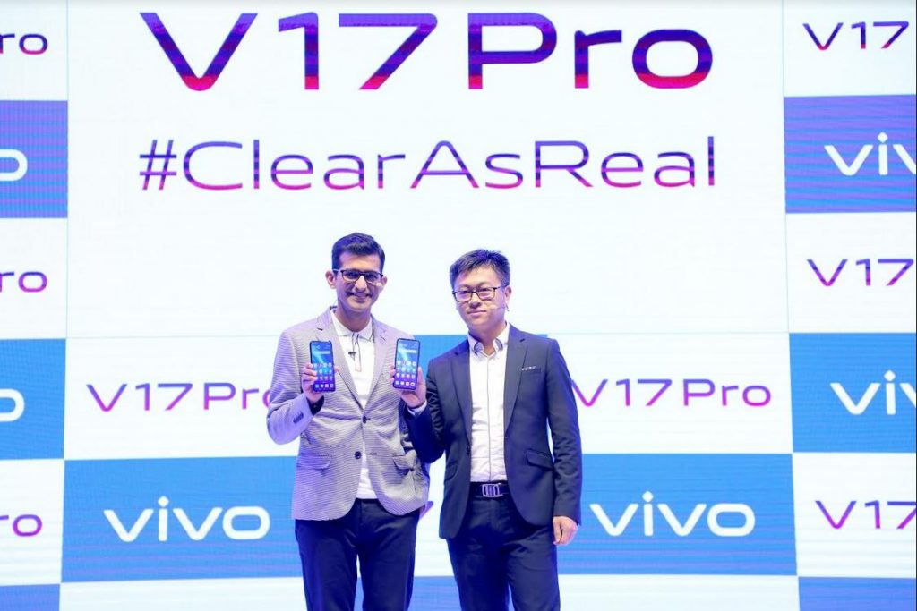 vivo v17 pro launched techniblogic