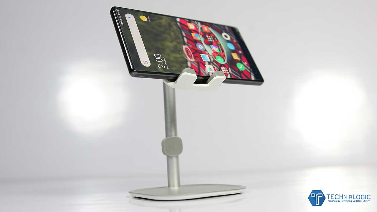 Baseus Metal 35 Degree Stand Lazy Holder for Mobile Phone