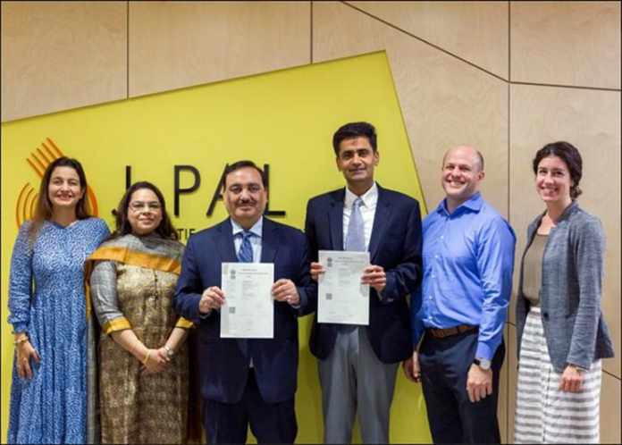 Government of Haryana partners with J-PAL South Asia