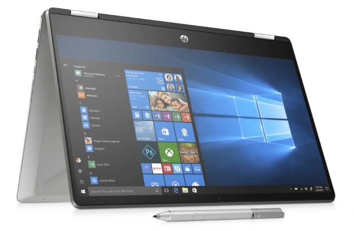 HP Pavilion X360 With Built-in Alexa Support Launched in India, Priced Starting Rs. 45,990