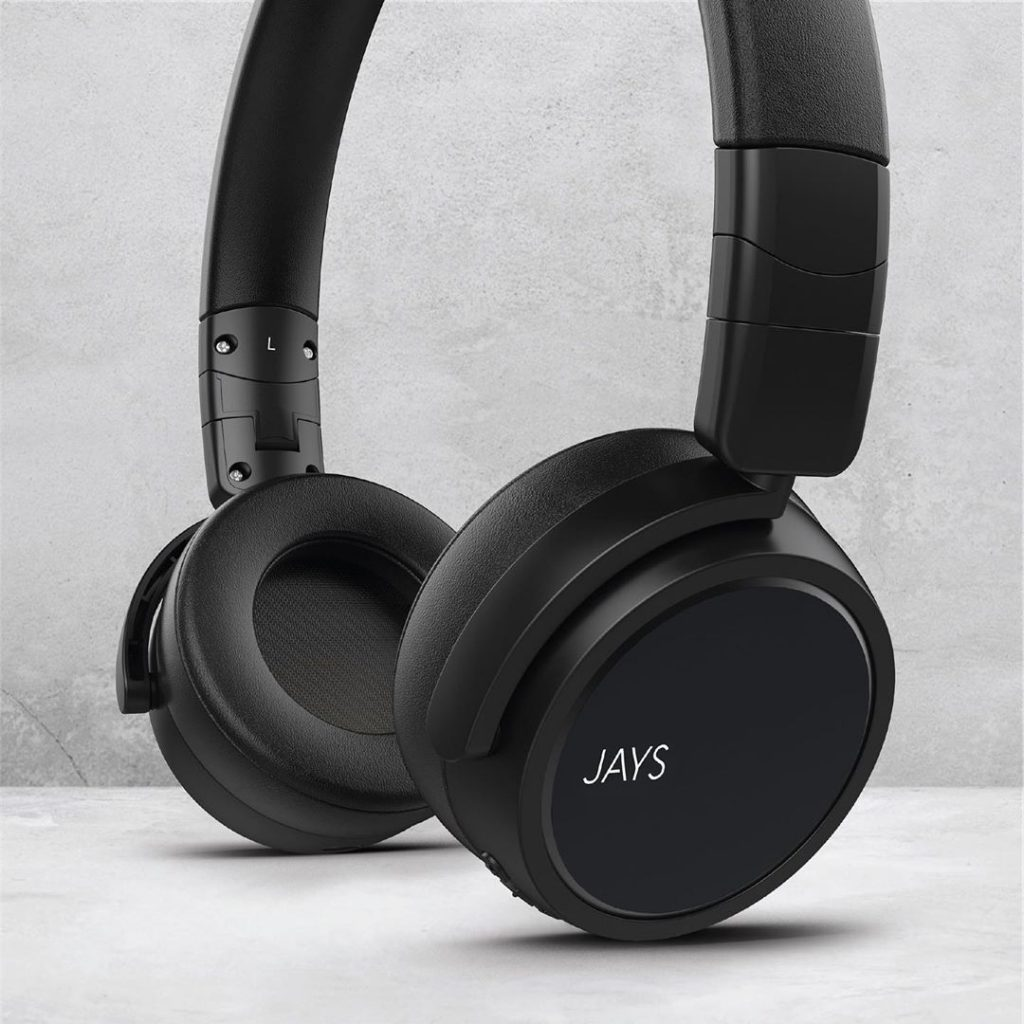 Jays x-Five Wireless Headphones Launched