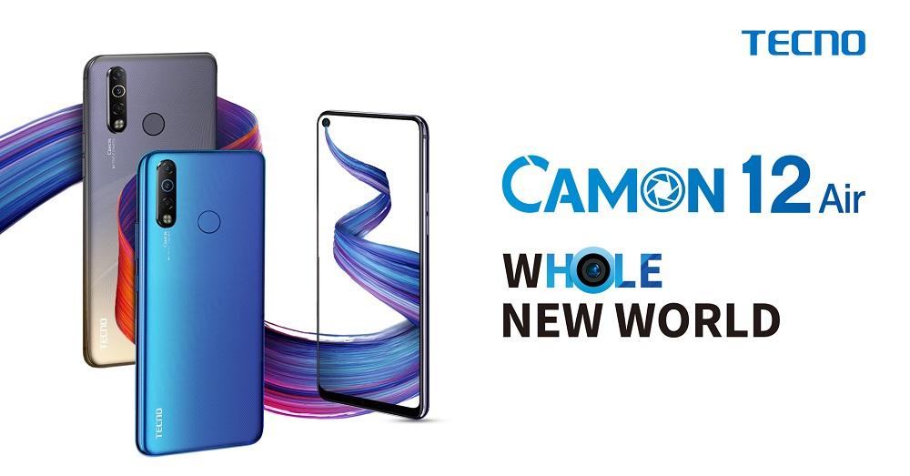 Tecno Camon 12 Air - Best Tecno Mobile Phone