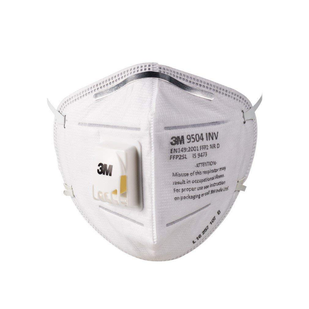3M 9504 INV N95 Dust Pollution Mask