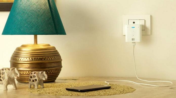 Amazon Echo Flex Plug-In Smart Speaker Launched