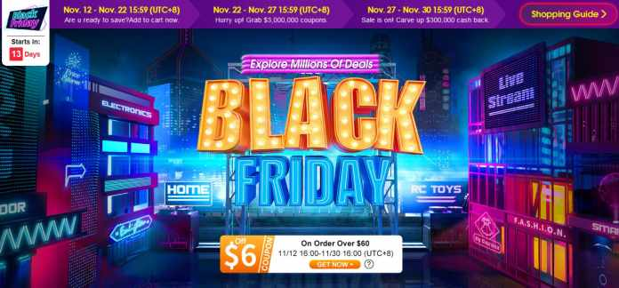 Banggood's Black Friday Deals 2019