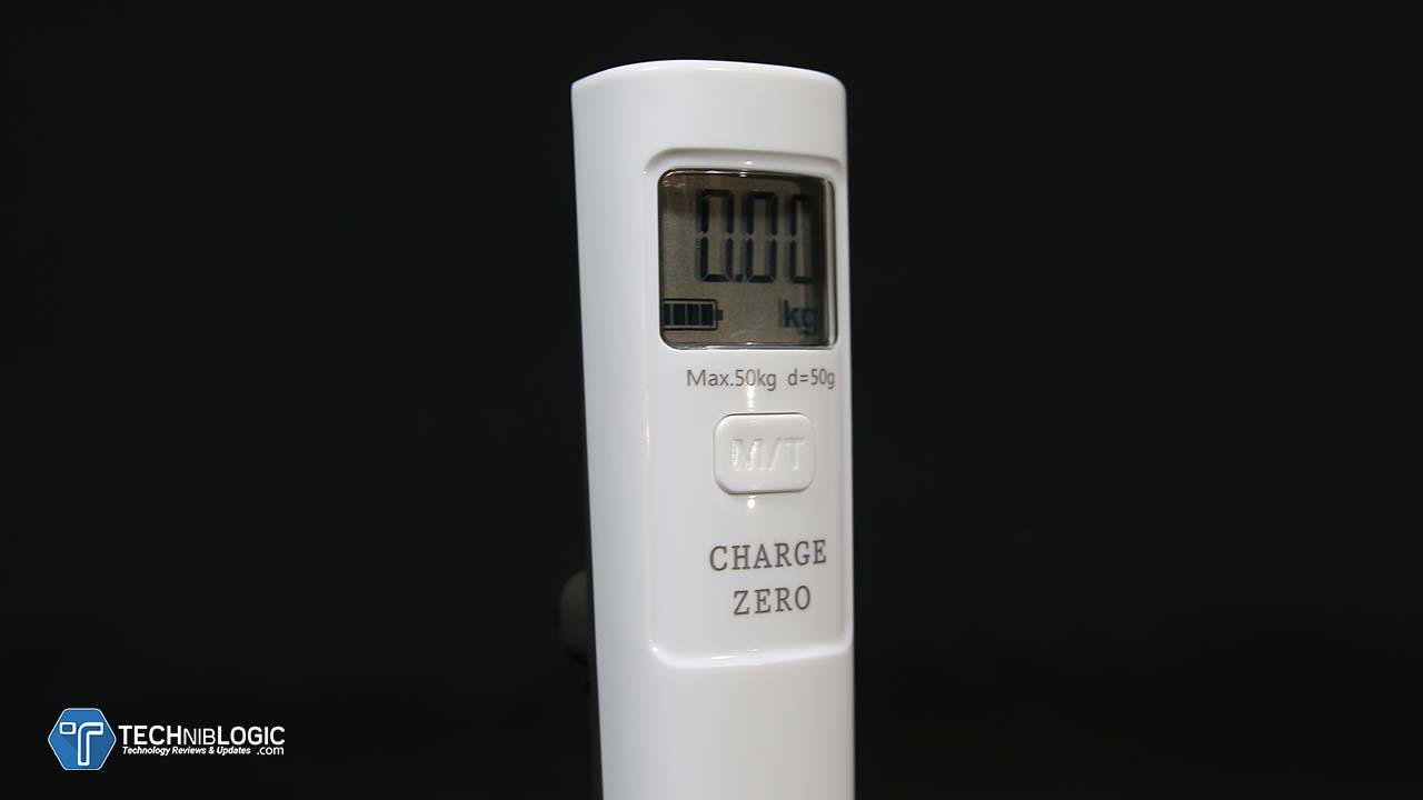 Best Portable Weighing Scale for Luggage by Charge Zero