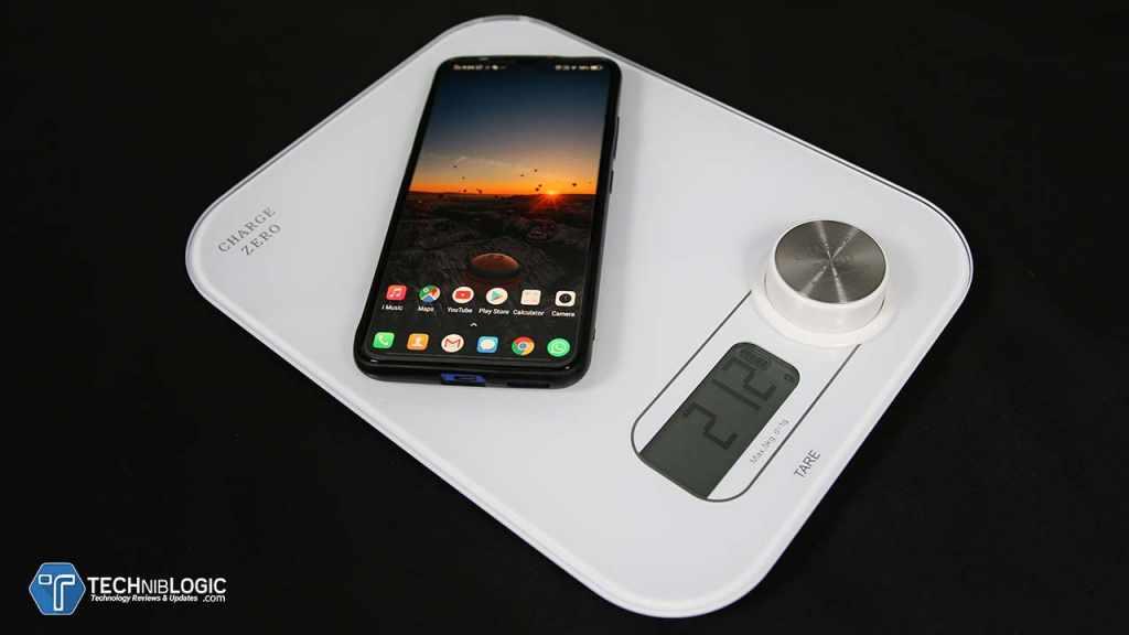 Charge Zero Kitchen Scale – Best Kitchen Digital Weighing Scale